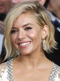 whatbhair texture does sienna miller have get the look sienna miller s hair and makeup at the 2015 golden