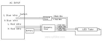 wiring diagram for 3 x 18 watt t8 electronic ballast with fixya