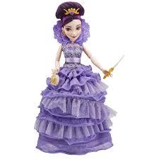 disney descendants coronation mal isle of the lost doll walmart com