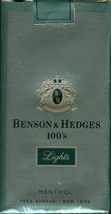 benson and hedges 100s lights jpg