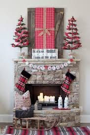 15 totally pin worthy holiday fireplace mantel ideas pretty my party
