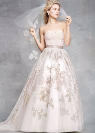 oleg cassini wedding dress oleg cassini cwg614 second wedding dress on sale 67