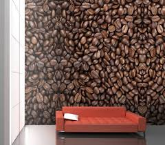 contemporary wallpaper fabric patterned printed coffee contemporary wallpaper fabric patterned printed coffee beans m8956