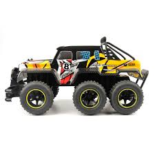 monster jam radio control trucks aliexpress com buy et rc cars 6 wheels 4x4 rc car 1 12 scale 4wd