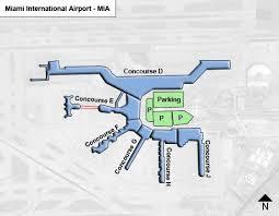 miami airport terminal map miami airport terminal map