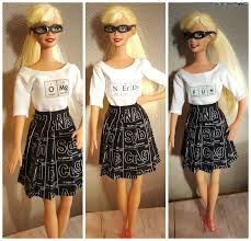 design clothes etsy popular items for barbie doll clothes on etsy t shirt periodic table