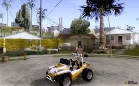 volkswagen beach dune buggy for gta san andreas