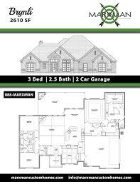 floor plans u2013 marxman homes