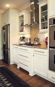 Dark Wood Kitchen Cabinets With Glass Dark Wood Kitchen Cabinets With Glass Doors Monsterlune Modern