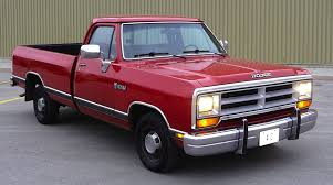 a brief history of ram trucks the 1980s classic ram trucks