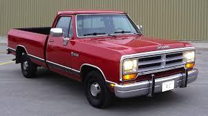 a brief history of ram trucks the 1980s classic ram trucks