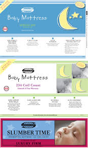 archived simmons kids crib mattresses