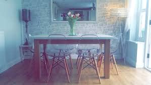 Clear Eames Chair Transparent Dining Room Chairs 25 Best Clear Chairs Ideas On