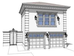 garage plan 2 car garage plans from design connection llc house plans