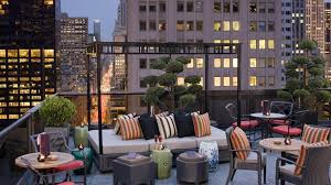 Top 10 Rooftop Bars New York The Best Hotels In Nyc With A View 2017 List
