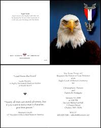 eagle scout congratulations card great eagle court of honor eagle court of honor invitations