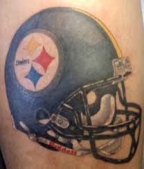 helmet tattoo u2013 best steelers on leg tattooshunter com