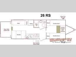 outback rv floor plans used 2006 keystone rv outback 26rs travel trailer at bullyan rv