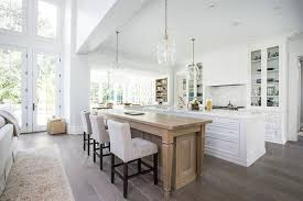 kitchen island as dining table center island doubles as dining table transitional kitchen