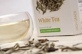 Teh Putih teh putih premium white tea heaven leaf beranda