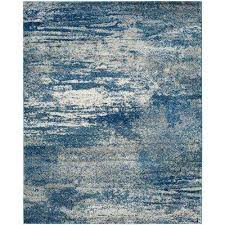 Peacock Blue Area Rug Navy Rugs Area For Less Overstock Throughout Blue Idea 8