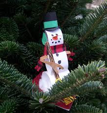 snowman christmas tree lesson fifteen