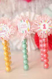 1st birthday party favors one is birthday party project nursery
