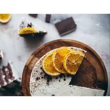 chocolate orange macaroon cake u2022 molly yeh
