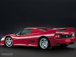 f50 gt specs f50 specs 1995 1996 1997 autoevolution