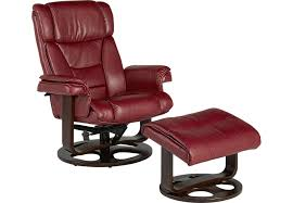 living room chair and ottoman matteo red chair ottoman chairs red