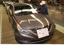 build a hyundai sonata hyundai to build 80 of cars in u s oct 20 2010