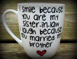 Great Wedding Presents Best 25 Sister In Law Gifts Ideas On Pinterest My Sister In Law