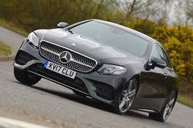 mercedes review uk mercedes e 300 coupe amg line 2017 review autocar