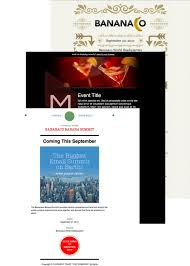 most newsletter templates are nonprofit templates