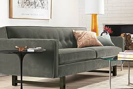 How To Clean Linen Sofa 6 Ways To Green Clean Your Couch Upholstery Apartment Therapy