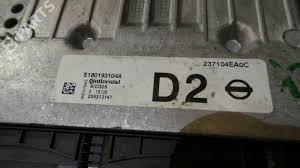 nissan qashqai j11 parts engine ecu nissan qashqai ii j11 j11 1 5 dci 77266
