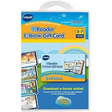 gift card system vtech v reader e book gift card toys