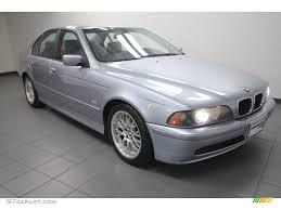 2002 bmw 5 series 530i 2002 blue water metallic bmw 5 series 530i sedan 73581563