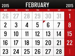 32 best february 2015 calendar images on pinterest images photos