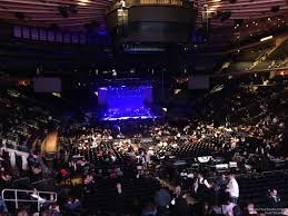 madison square garden section 101 concert seating rateyourseats com