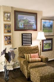 Wall Decor For High Ceilings by Neutral Paint Colors For Decorating Family Room With High Ceilings