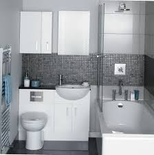 small bathrooms ideas uk layout showerbath bench concealed cistern wc semi recessed