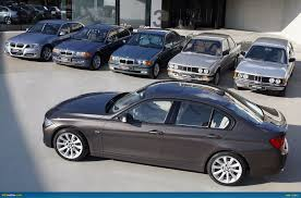 bmw brief history ausmotive com a brief history of the bmw 3 series