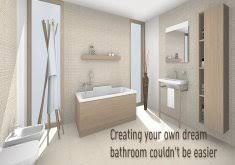 design your own bathroom design your bathroom plan your bathroom with roomsketcher