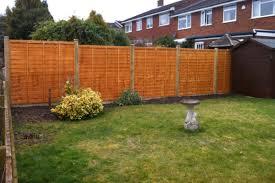 fencing u2013 b u0026c landscaping