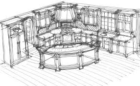 Kitchen Cabinet Shop Drawings Kitchen Intuition Llc