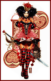 175 best steampunk queen of hearts images on pinterest costume