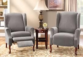 Wing Chairs Design Ideas Chair Design Ideas Adorable Wingback Chair Recliner Design Ideas