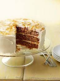 three layer carrot cake from foodnetwork com i think this is the