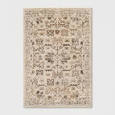 Target Area Rug Neutral Tapestry Area Rug Threshold Target Rugs In Addition To 16